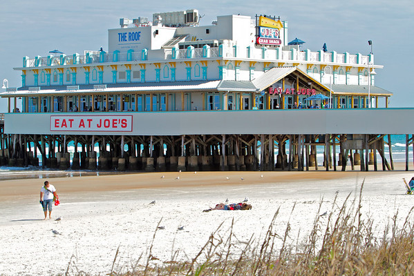 Joe's Crab Shack in Daytona Beach