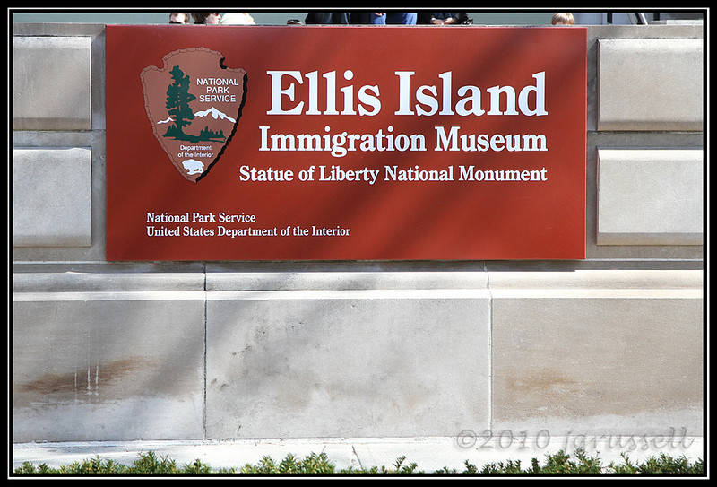 This is where so many of them first entered the United States.