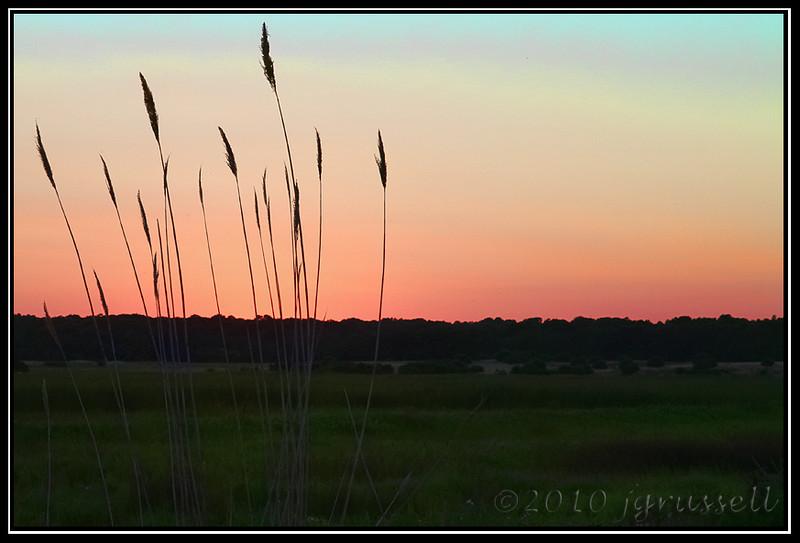 Sunset at Brigantine