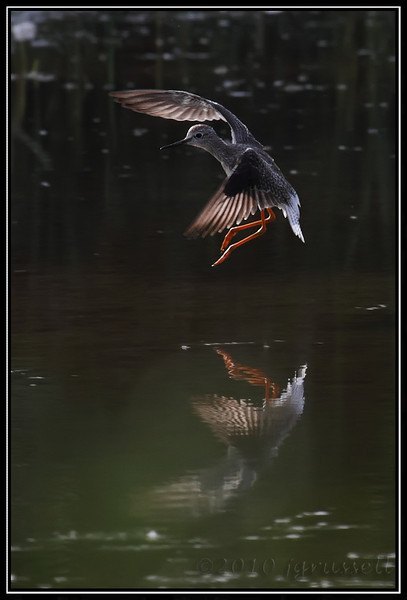 Reflected landing