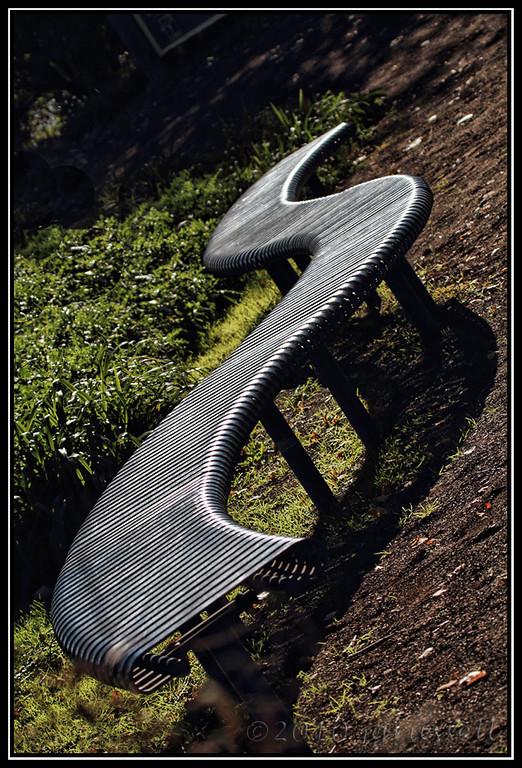 The bench<br /> DeKorte