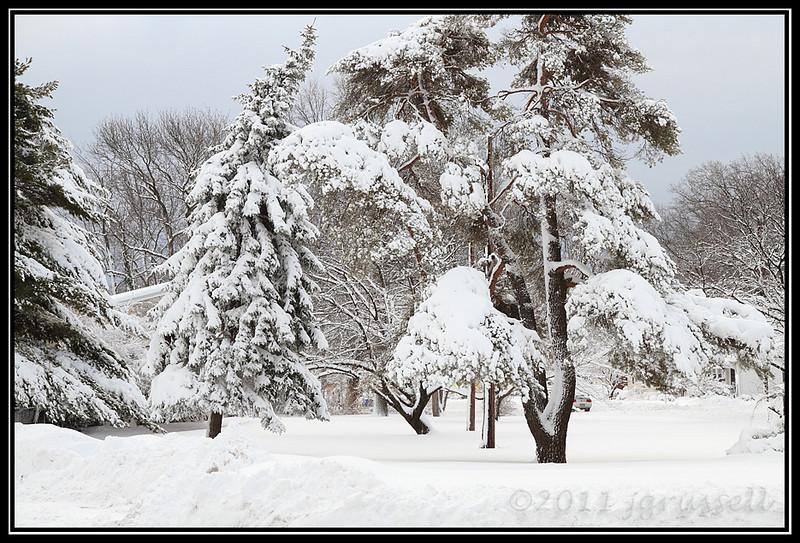 January 26-27 snowstorm
