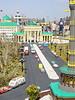Berliner Tor (ohne Love Parade)