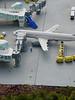 Gepäckband am Münchner Flughafen