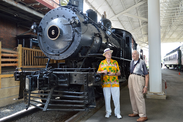 Norfolk Southern 611 : Roanoke to Ptersburg