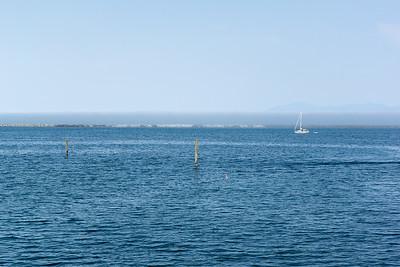 Neah Bay blue waters