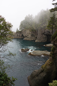 Cape Flattery viewpoint #2