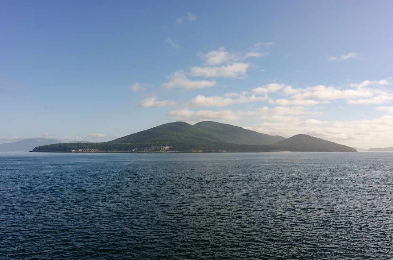 Passing other islands