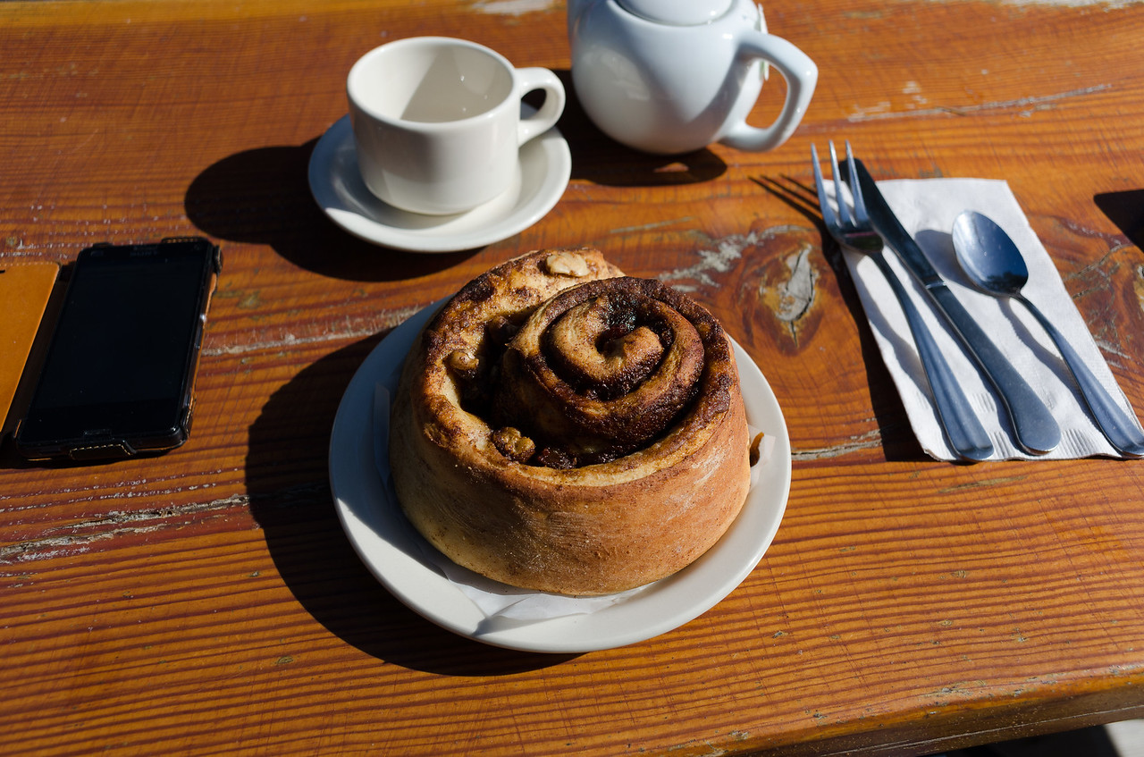 Second breakfast :)
