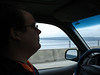 Auf der Brücke - Richtung Olympic Peninsula