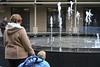 Brunnen mit Wasserspiel in Bremerton