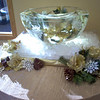 Holiday Party Ice Bowl