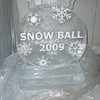 Snow Ball 2009 ice carving