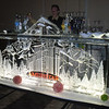 10' Ice Bar for Ameristar Hotel Grand Opening in Colorado.
