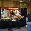 Wedding Show Ice carving at the Colorado Convention Center