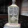 Republic Tequila Bottle Ice Luge