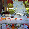 Double heart Wedding Luge