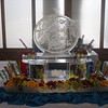 Grapevine design Wedding Ice Luge