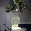 Urn Vase Ice Carving