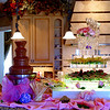 Baby Shower with Chocolate Fountain
