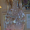 Corset Ice Sculpture for Bridal Shower