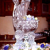 Baby Buggy Ice Sculpture. Great for Baby Showers or Mother's Day