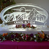 Flat Irons, Colorado Ice Sculpture design with names
