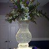 Custom Urn Vase Ice Sculpture