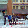 Cripple Creek Ice Sculptures