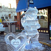 Big Bear in Cripple Creek for the Ice Fest on Valentines