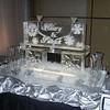 Snowflake Wedding Luge