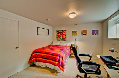 bedroom bsmt