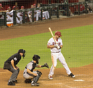 Dbacks Game and Fireworks July 04 2015  019