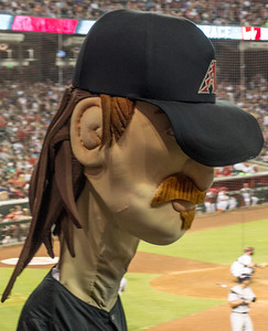 Dbacks Game and Fireworks July 04 2015  023