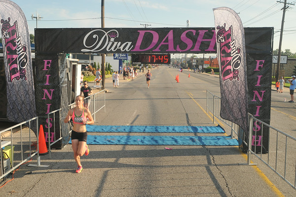 Finish Line 15 to 45 Min