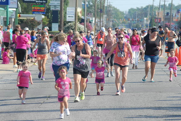 Lil' Diva's Fun Run
