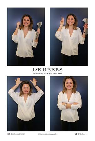 De Beers, April 2018