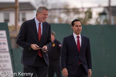 Mayor & Secretary