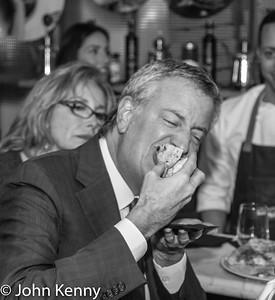 de Blasio/Gino Sorbillo's Pizzeria 11/27/17