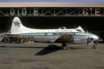 Air Sénégal (1st) de Havilland DH.104 Dove 1B 6V-ACM (msn 04184) DKR (Ulrich Klee -Bruce Drum Collection). Image: 952352.