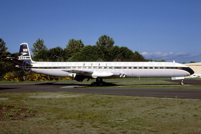 BOAC (British Overseas Airways Corporation) de Havilland DH.106 Comet 4C N888WA (msn 6424) PAE (Bruce Drum). Image: 102916.