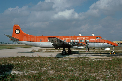 Airline Color Scheme - Introduced 1972