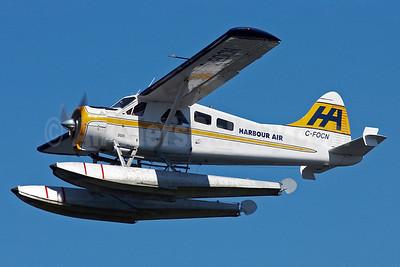Harbour Air de Havilland Canada DHC-2 Mk. 1 Beaver C-FOCN (msn 44) YHC (Arnd Wolf). Image: 912174.