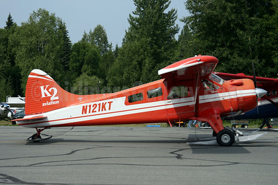K2 Aviation de Havilland Canada DHC-2 Beaver N121KT (msn 1406) TKA (Nick Dean). Image: 903549.