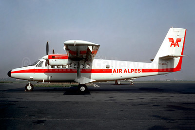 Air Alpes-AA de Havilland Canada DHC-6-200 F-BSUL (msn 199) LBG (Christian Volpati). Image: 948739.
