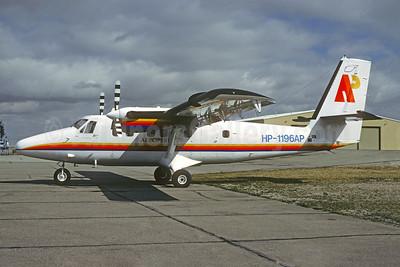 Aeroperlas de Havilland Canada DHC-6-300 Twin Otter HP-1196AP (msn 693) (Jacques Guillem Collection). Image: 950651.