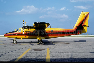 Leased to MVA for Meigs Field service