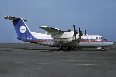 Alyemda Air Yemen de Havilland Canada DHC-7-103 Dash 7 7O-ACL (msn 23) ADE (Rolf Wallner). Image: 913895.