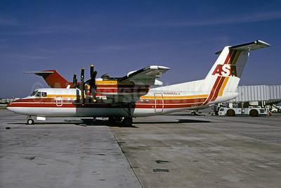 ASA (Atlantic Southeast Airlines) de Havilland Canada DHC-7-102 Dash 7 N4860J (msn 19) ATL (Norbert G. Raith). Image: 907596.