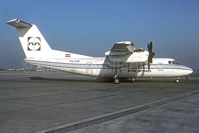 Adria Airways de Havilland Canada DHC-7-102 Dash 7 YU-AIE (msn 90) STR (Christian Volpati Collection). Image: 925619.